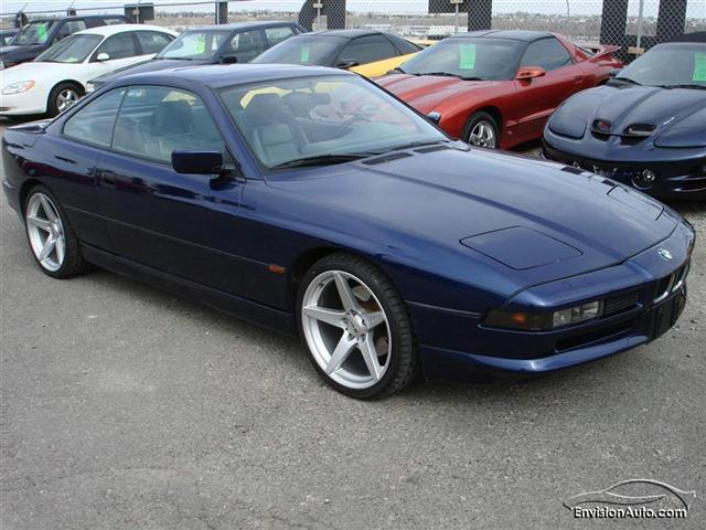 JPG 1991 BMW 850i Coupe 4