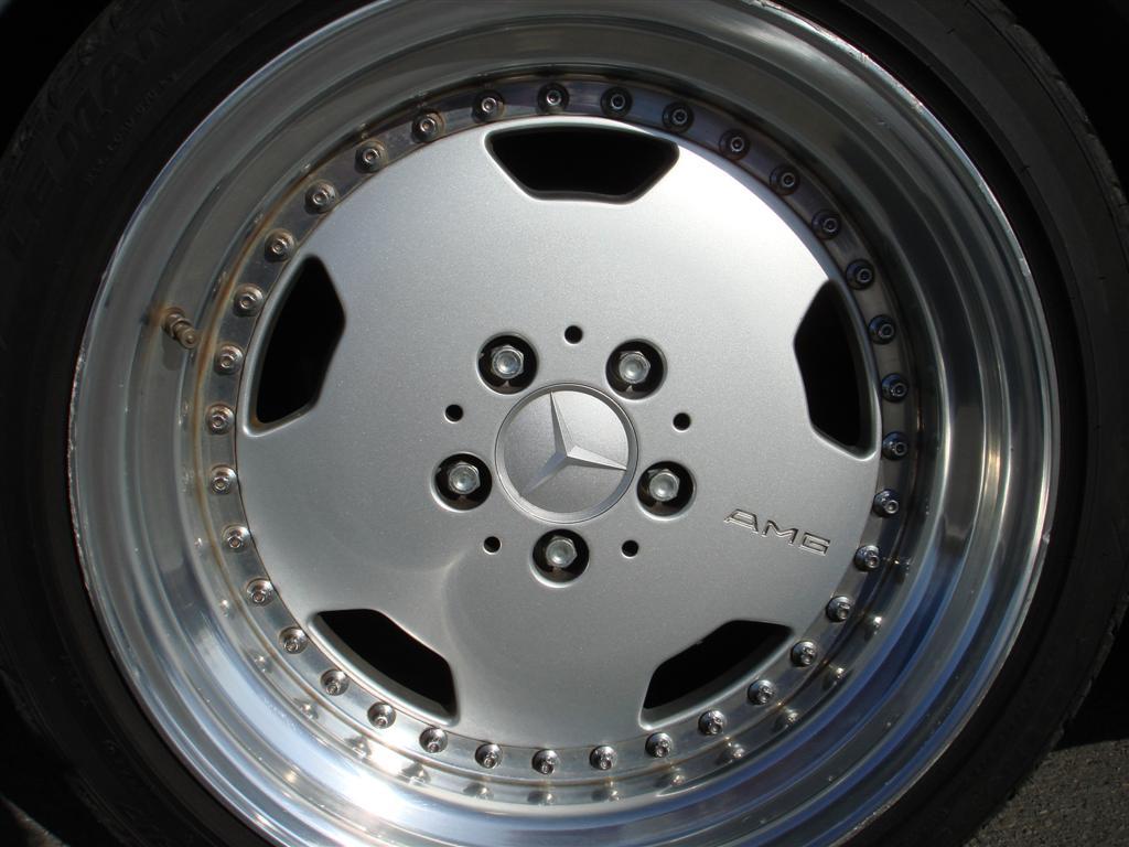 1990 500sl Amg Rims Wheels Mercedes Benz Forum
