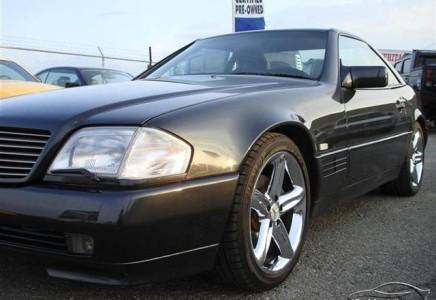 Mercedes-benz c4500 - edd