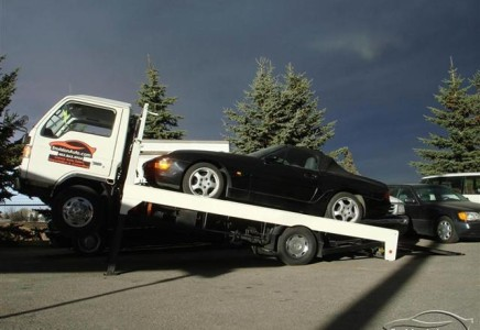 1993 Mazda Titan Tow Truck Vehicle Specification Year 1993 Model Mazda