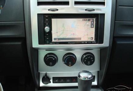 2008 Dodge Nitro R T Custom Stereo Amp Wheels Envision Auto