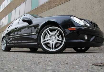 Mercedes-benz c4500 - bcb4