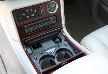 how to change color of cup holders mkt 2012
