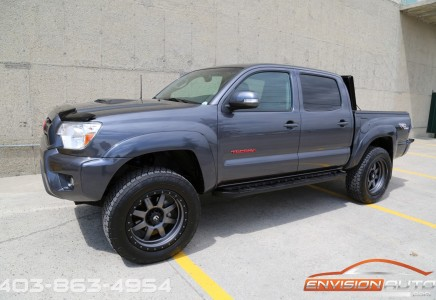 2012 toyota tacoma double cab trd sport 4 4 lifted. Black Bedroom Furniture Sets. Home Design Ideas