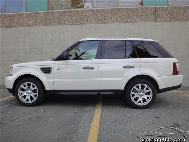 2008 Land Rover Range Rover Sport Hse Envision Auto