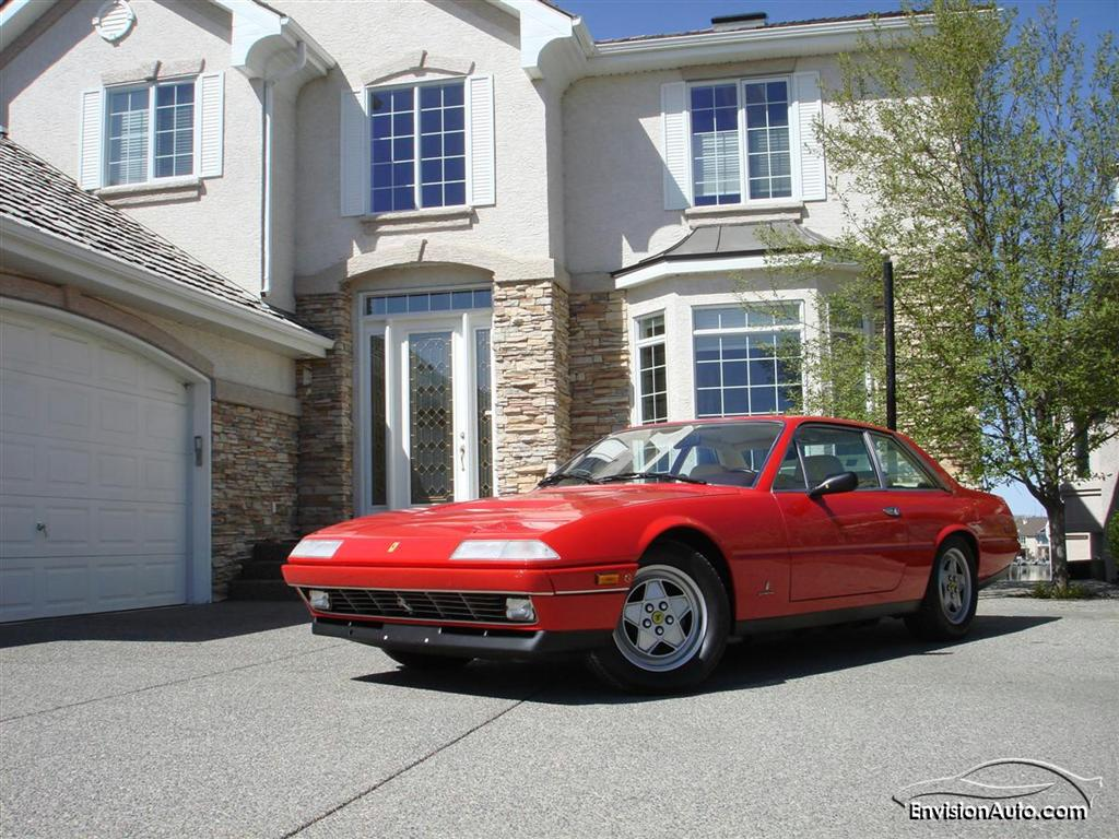 1986 ferrari 412i automatic related infomationspecifications you need to enable javascript vanachro Images