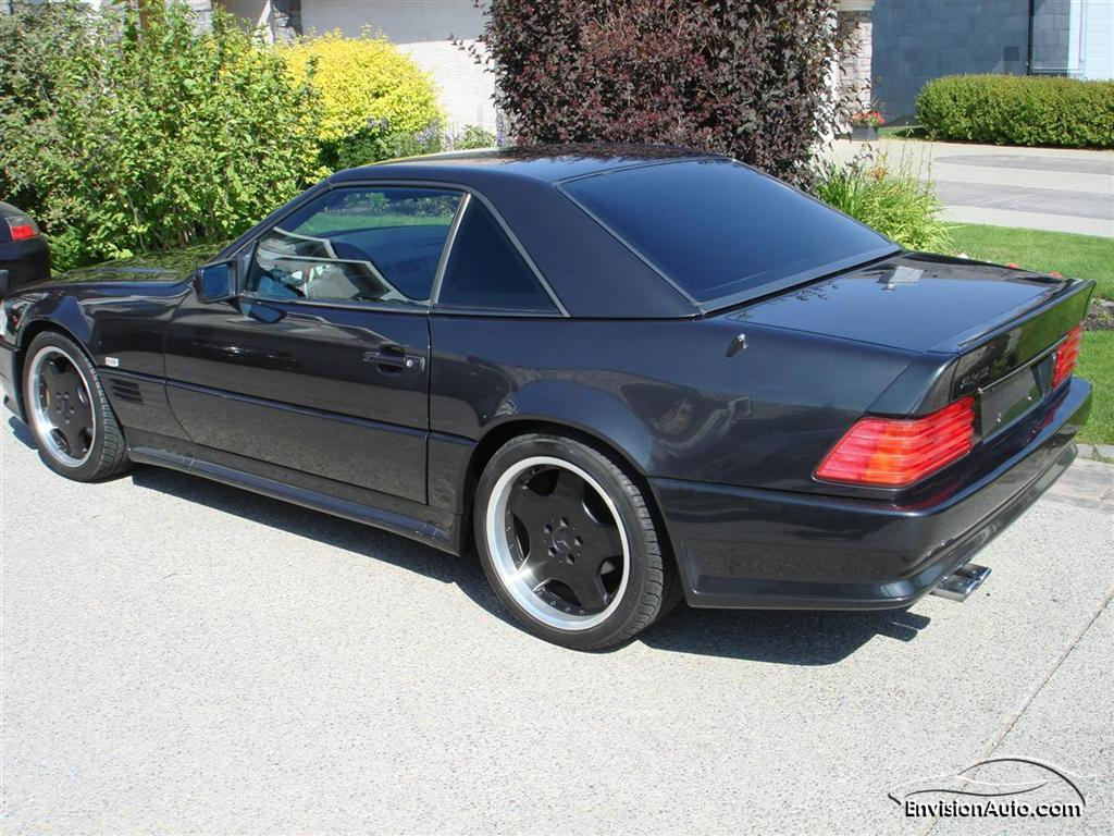 1990 mercedes benz 500sl 6 0l amg package envision auto for How much is a 1990 mercedes benz worth