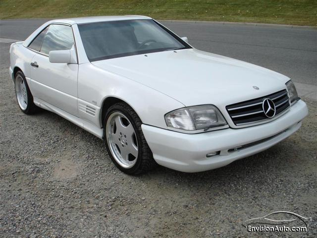 1991 mercedes benz 500sl amg package envision auto for Mercedes benz packages