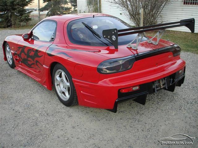 rx mazda custom 1992 kit