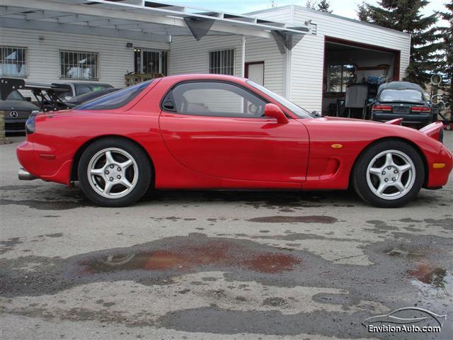 Blue Knob Auto Inventory >> 1992 Mazda RX-7 Twin Turbo 5 Speed - Envision Auto