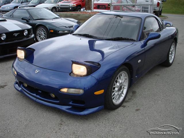 1992 Mazda Rx 7 Twin Turbo 5 Speed Envision Auto