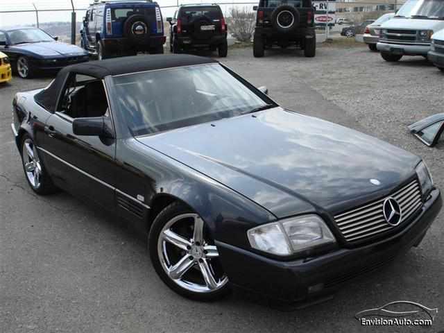 1992 mercedes benz 500sl convertible envision auto for 1992 mercedes benz sl500