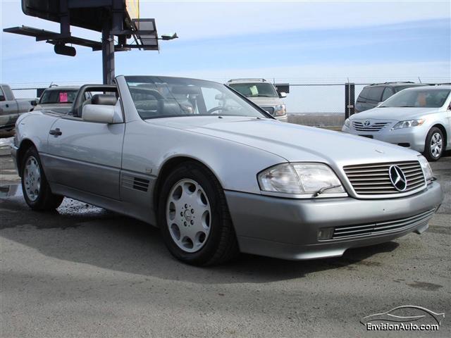 1992 Mercedes Benz 500sl Convertible Envision Auto