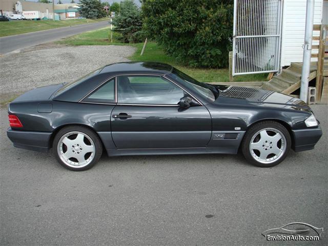 1992 mercedes benz 600sl convertible envision auto for 1992 mercedes benz convertible