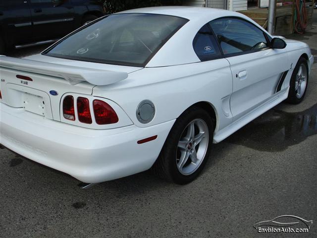 1995 Ford Mustang Gt Cobra Race Car