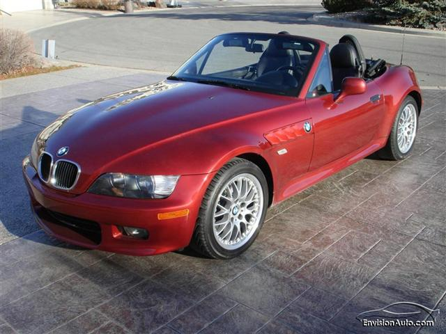 2000 bmw z3 convertible auto tiptronic envision auto. Black Bedroom Furniture Sets. Home Design Ideas