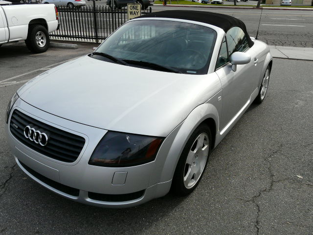 2001 audi tt quattro convertible envision auto. Black Bedroom Furniture Sets. Home Design Ideas