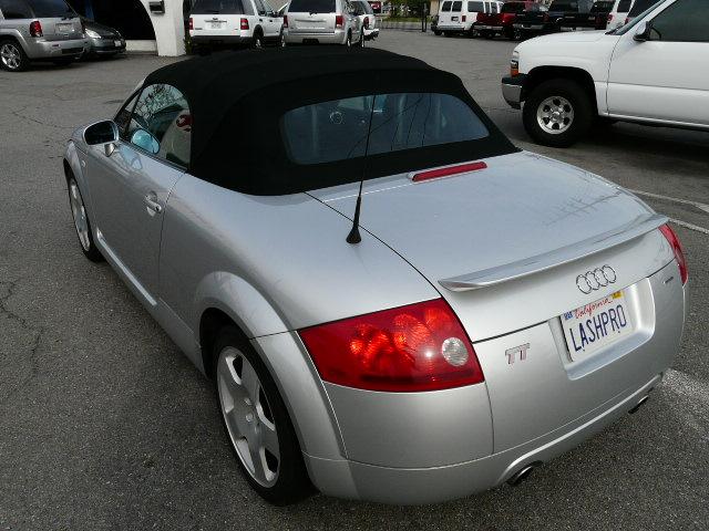 2001 Audi Tt Quattro Convertible Envision Auto