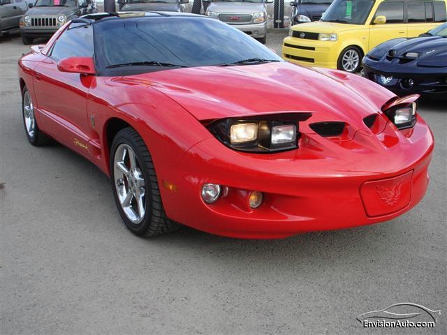2002 Pontiac Firebird Firehawk Slp Envision Auto