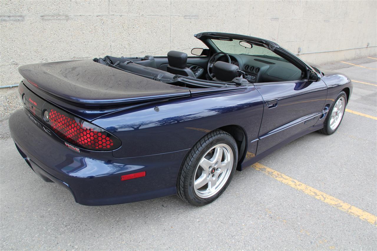 2002 pontiac trans am ws6 convertible envision auto. Black Bedroom Furniture Sets. Home Design Ideas