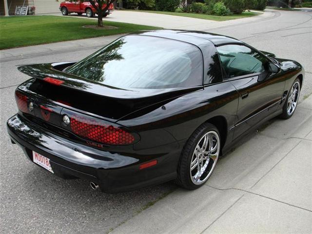 2002 Pontiac Trans Am Ws6 W Custom Wheels Envision Auto
