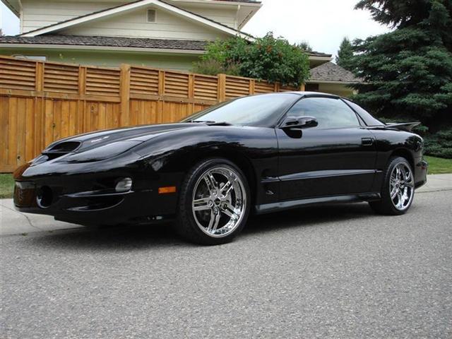 2002 pontiac trans am ws6 w custom wheels envision auto. Black Bedroom Furniture Sets. Home Design Ideas