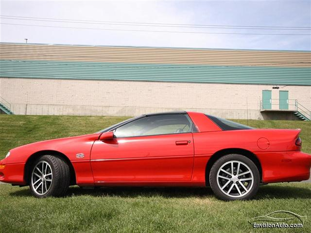 2003 Chevrolet Camaro SS LE Collectors Edition | Envision Auto - Calgary Highline Luxury Sports ...