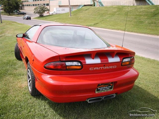 2003 Chevrolet Camaro Ss Le Collectors Edition Envision Auto