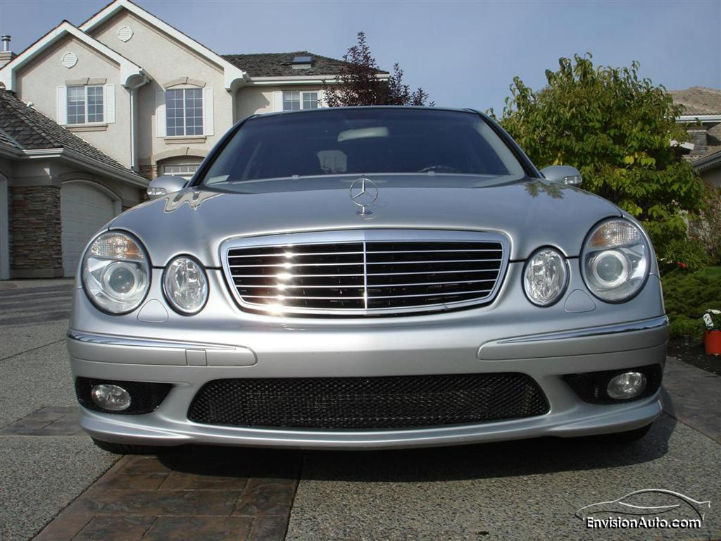 2003 mercedes benz e55 amg envision auto for Mercedes benz e 55 amg