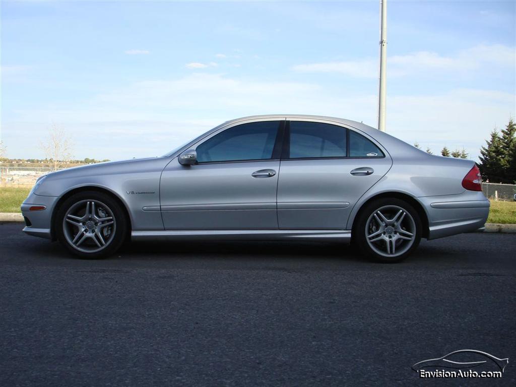 All Types 2003 mercedes e55 amg : 2003 Mercedes-Benz E55 AMG | Envision Auto - Calgary Highline ...