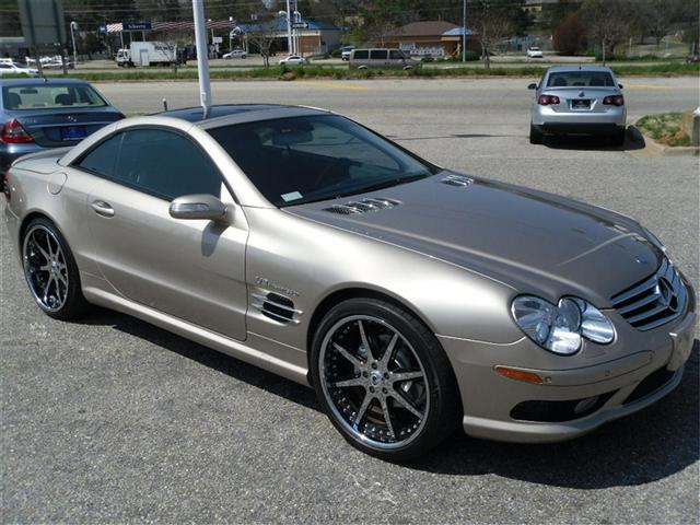 2004 mercedes benz sl500 amg appearance envision auto for Mercedes benz sl500 amg