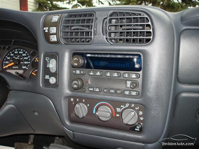 2005 Chevrolet Blazer 2 Door 44 Envision Auto