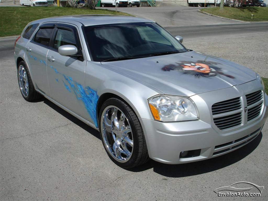 RT CUSTOM Airbrush Vehicle