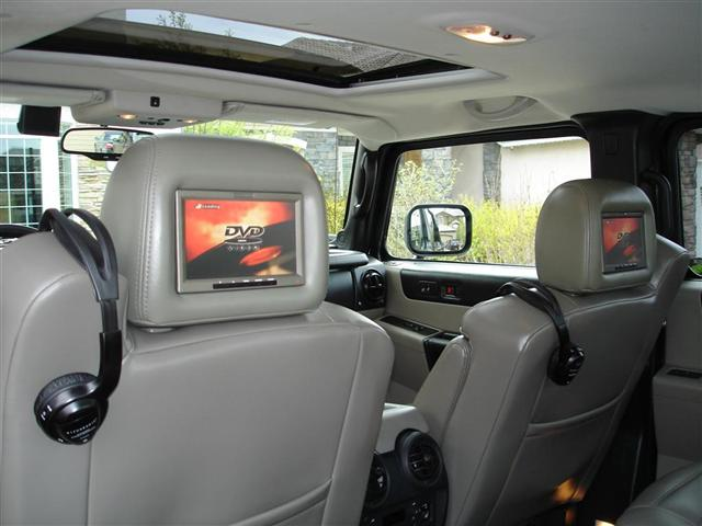 2005 H2 Hummer Sut Adventure Package Envision Auto