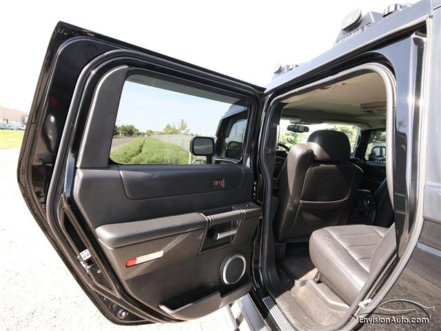 2005 H2 Hummer SUV Luxury Package - Envision Auto