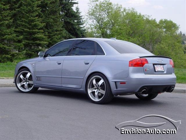 2006 audi s4 25 quattro edition envision auto. Black Bedroom Furniture Sets. Home Design Ideas