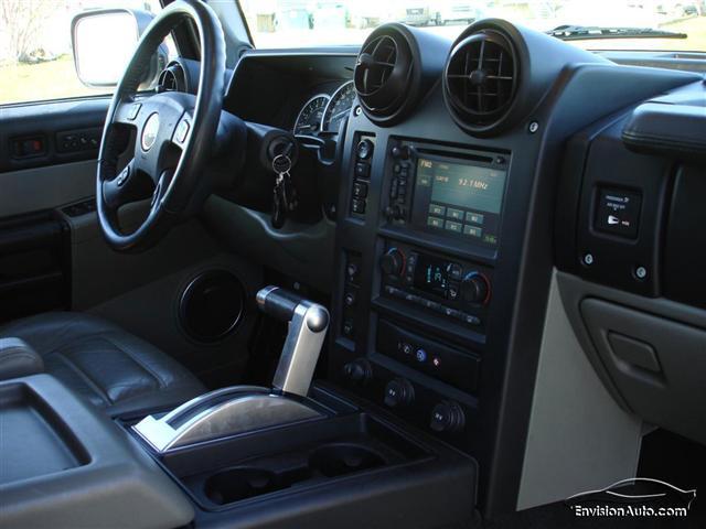 2006 H2 Hummer SUV Adventure Pkg - Envision Auto