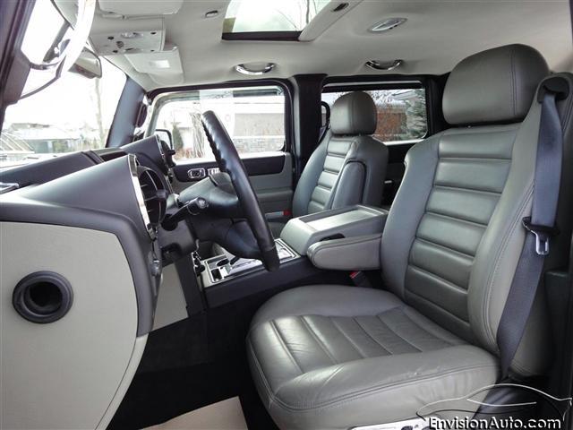 2006 H2 Hummer Suv Custom Chrome Pkg Envision Auto