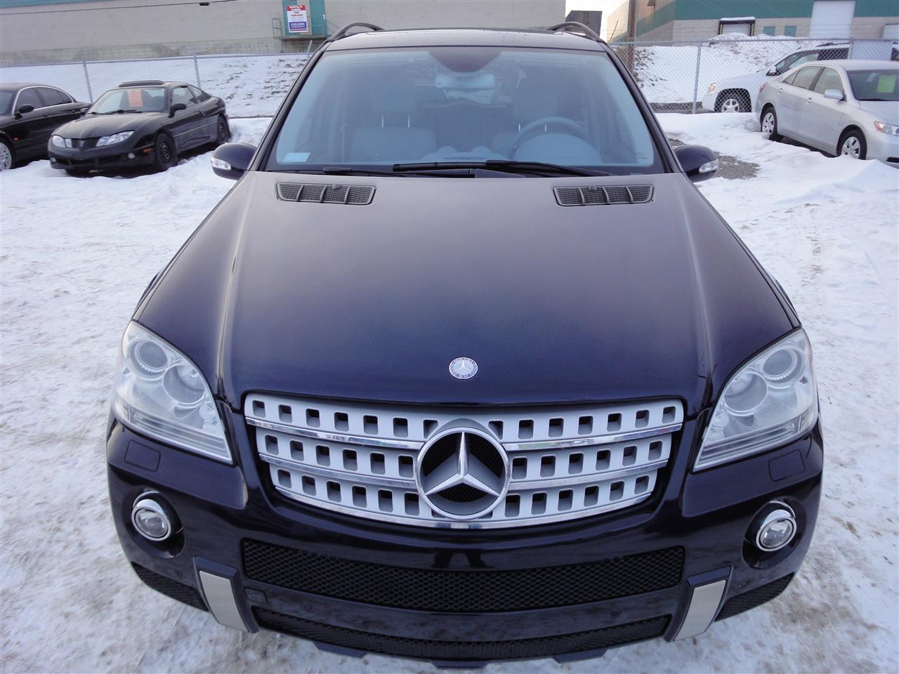 2006 mercedes benz ml500 amg appearance pkg envision auto. Black Bedroom Furniture Sets. Home Design Ideas