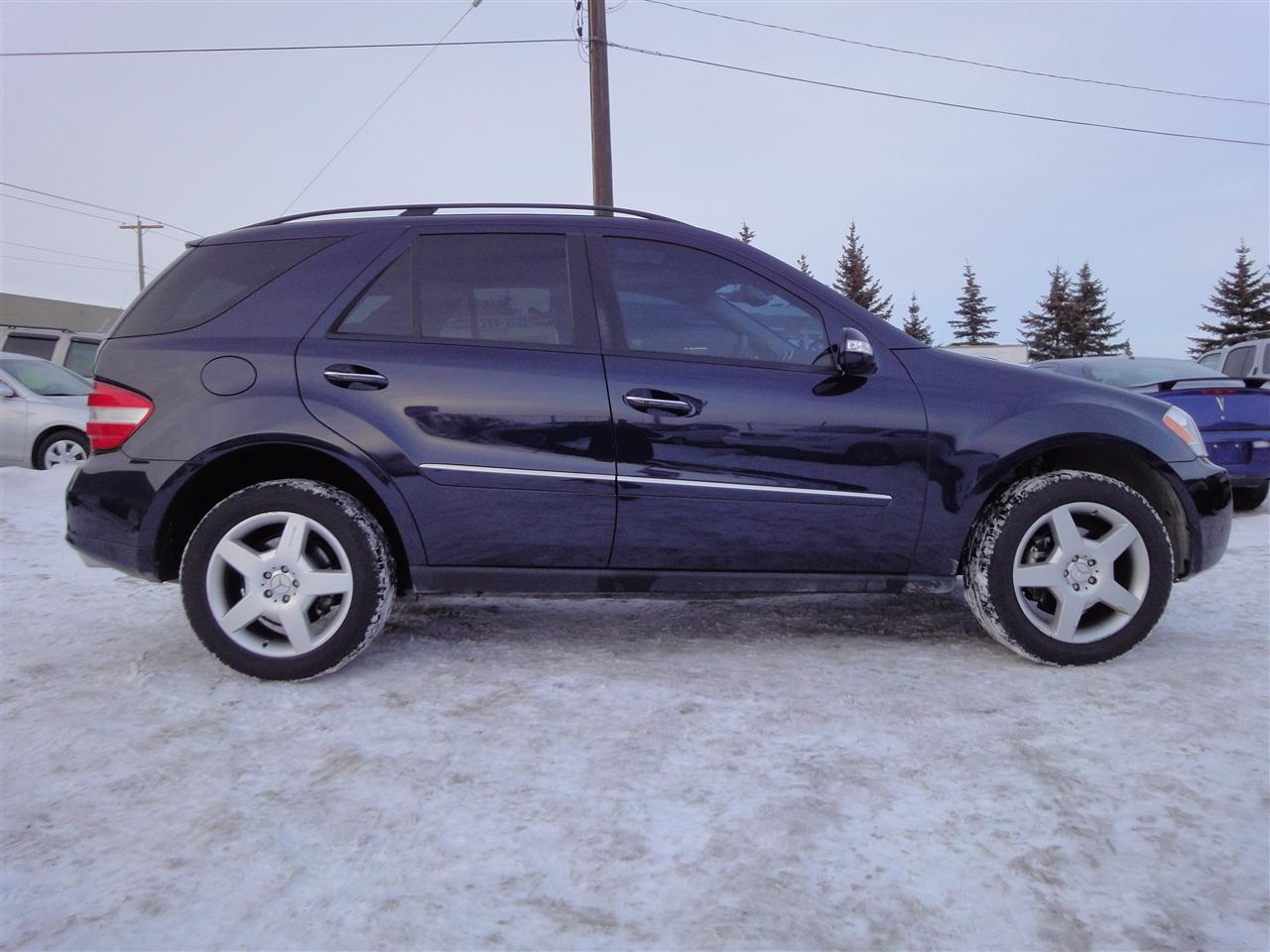 2006 mercedes benz ml500 amg appearance pkg envision auto. Black Bedroom Furniture Sets. Home Design Ideas