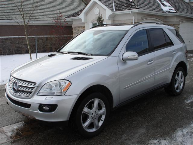 2006 mercedes benz ml500 suv envision auto. Black Bedroom Furniture Sets. Home Design Ideas