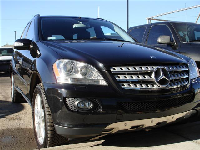 2006 mercedes benz ml500 suv envision auto for 2017 mercedes benz ml500 price