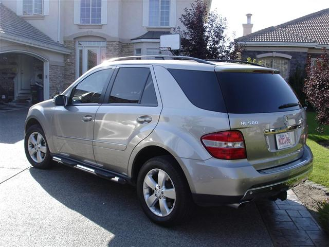 2006 mercedes benz ml500 suv envision auto
