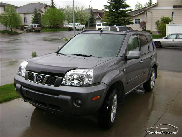 2006 nissan x trail bonavista envision auto. Black Bedroom Furniture Sets. Home Design Ideas