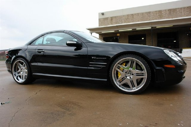 2006 Sl55 Amg W Performance Package Envision Auto