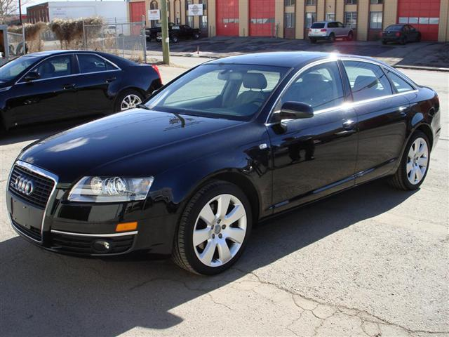 2007 audi a6 3 2l v6 quattro envision auto. Black Bedroom Furniture Sets. Home Design Ideas