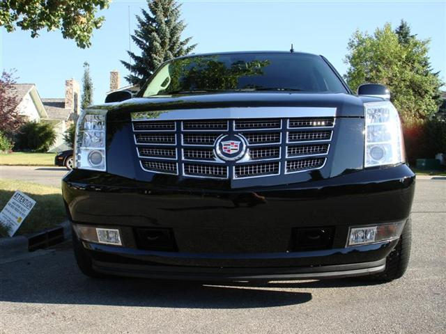 2007 Escalade Ext Huge Stereo Envision Auto
