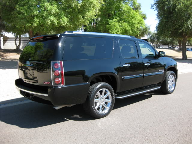 2007 gmc yukon denali xl envision auto. Black Bedroom Furniture Sets. Home Design Ideas