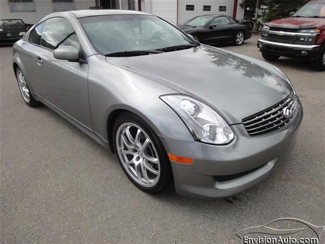 2007 infiniti g35 coupe automatic envision auto calgary highline. Black Bedroom Furniture Sets. Home Design Ideas