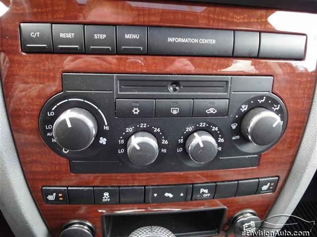 2007 Jeep Grand Cherokee Limited Diesel Vehicle Specification
